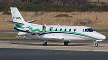 G-SIRS - London Executive Aviation Cessna 560XL Citation Excel aircraft