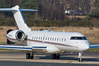 CS-GLA - NetJets Europe (Portugal) Bombardier BD-700 Global 6000