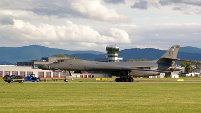 85-0087 - USA - Air Force Rockwell B-1B Lancer