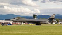 85-0087 - USA - Air Force Rockwell B-1B Lancer aircraft