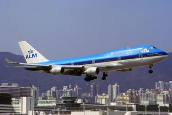KLM - Boeing 747-400 PH-BFM