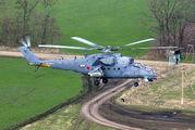 35 - Russia - Air Force Mil Mi-35M aircraft