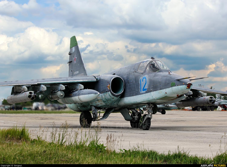 Russia - Air Force RF-92258 aircraft at Lipetsk