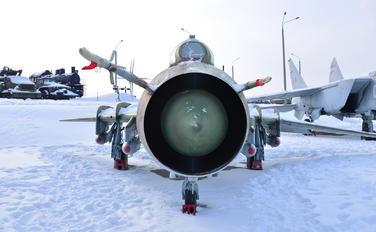 48 - Stalin Line Museum Sukhoi Su-17M3