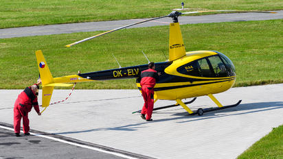 OK-ELV - Elmontex Air Robinson R44 Astro / Raven