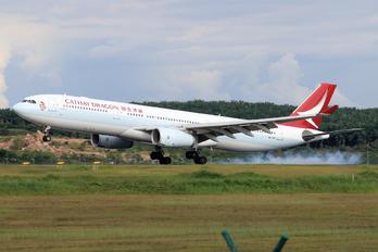 B-LBF - Cathay Dragon Airbus A330-300