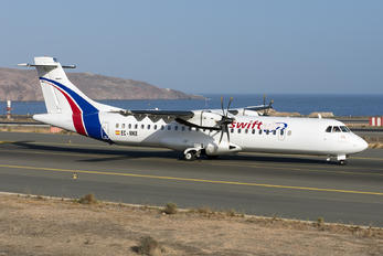 EC-MKE - Swift Air ATR 72 (all models)