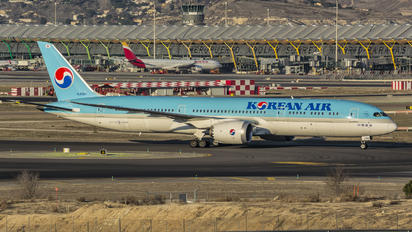 HL8084 - Korean Air Boeing 787-9 Dreamliner