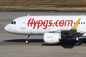 TC-DCE - Pegasus Airbus A320