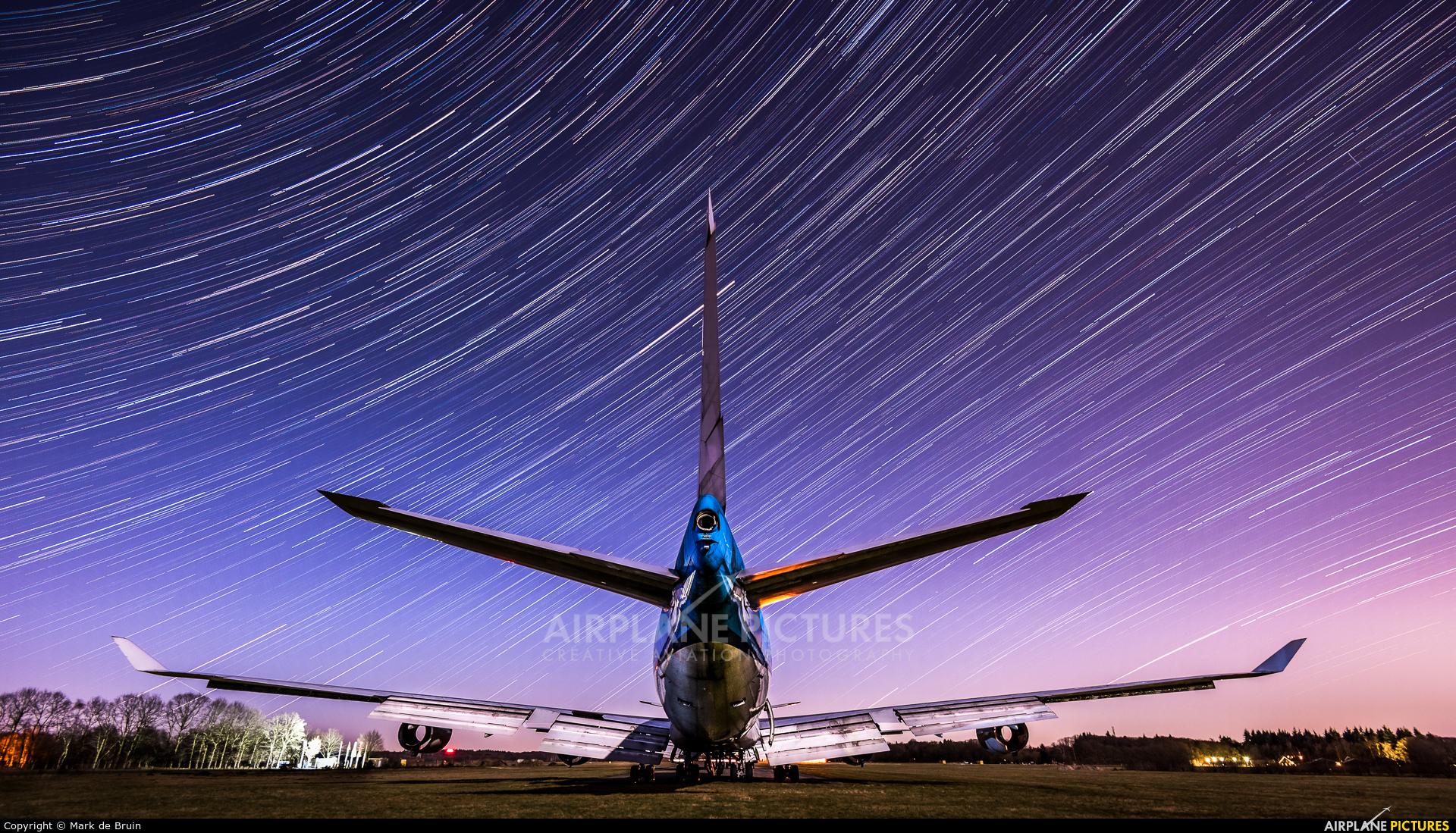 KLM PH-BFR aircraft at Off Airport - Netherlands