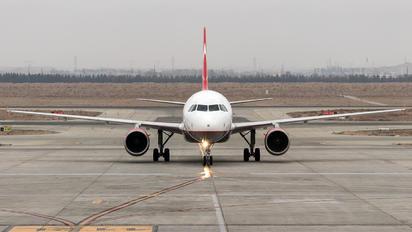 EP-FQR - Qeshm Airlines Airbus A320