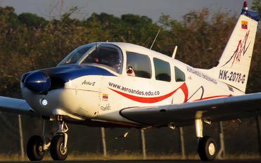 HK-2078-G - Private Piper PA-28 Archer