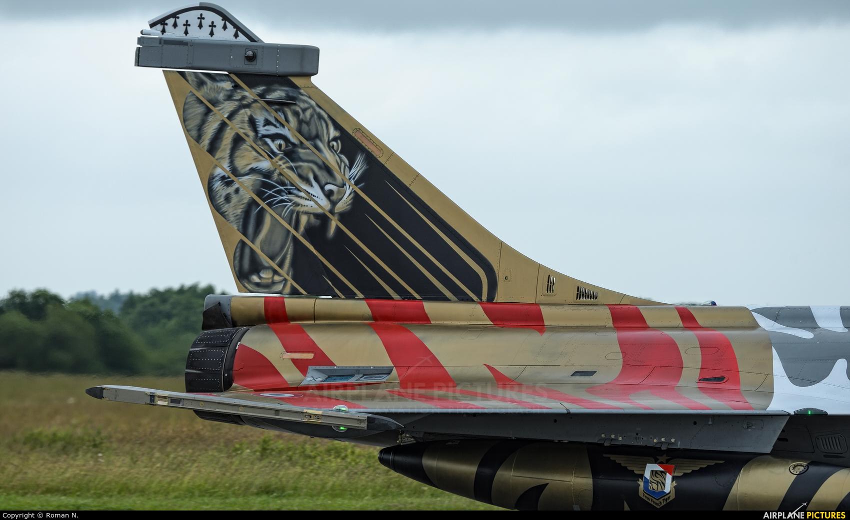 France - Air Force 143 aircraft at Landivisiau