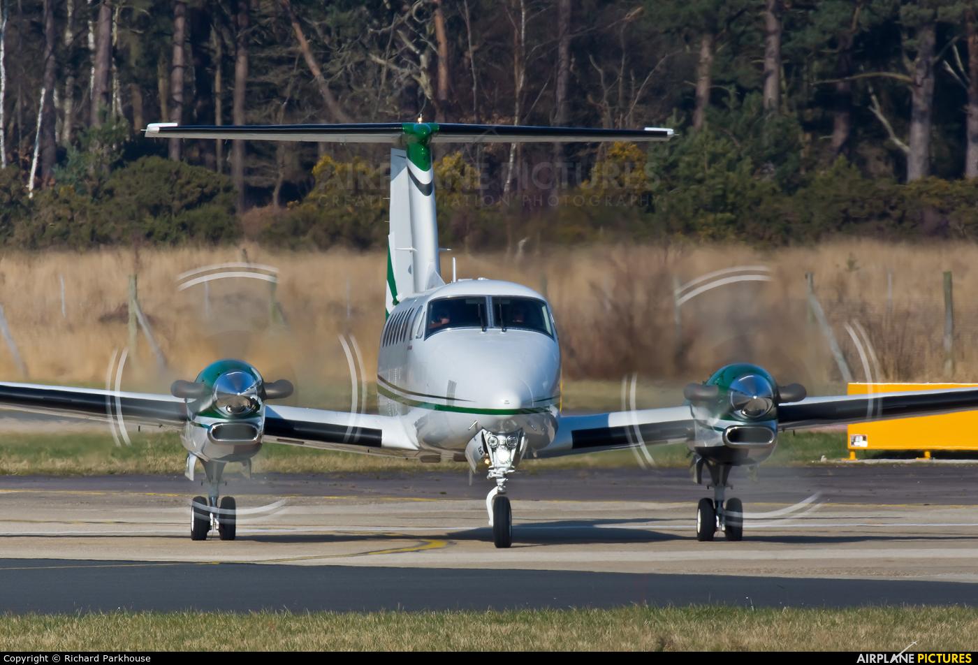 Private M-SPEC aircraft at Farnborough