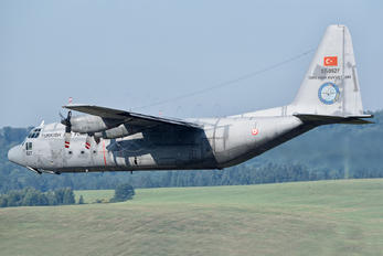 57-0527 - Turkey - Air Force Lockheed C-130B Hercules