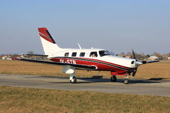 OK-STN - Private Piper PA-46 Malibu / Mirage / Matrix