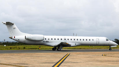 ZS-BBC - Solenta Aviation Embraer ERJ-145LR