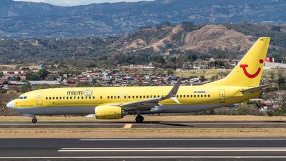 N748MA - Miami Air Boeing 737-8K2