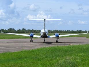 LV-GWV - Private Beechcraft 200 King Air