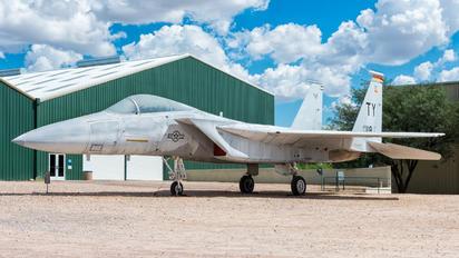 74-0118 - USA - Air Force McDonnell Douglas F-15A Eagle
