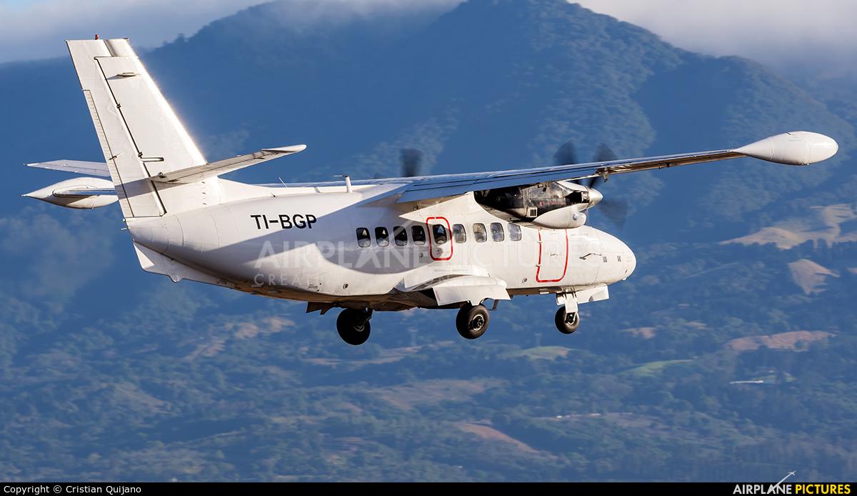 Nature Air TI-BGP aircraft at San Jose - Juan Santamaría Intl
