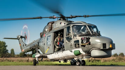 83+24 - Germany - Navy Westland Super Lynx Mk.88A