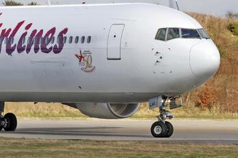 9Y-LHR - Caribbean Airlines  Boeing 767-300ER