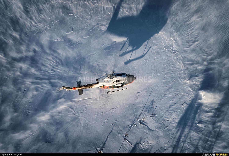 Finland - Border Guard OH-HVK aircraft at In Flight - Finland