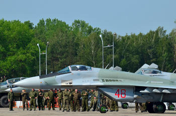48 - Belarus - Air Force Mikoyan-Gurevich MiG-29