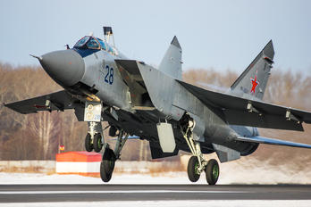 RF-95211 - Russia - Air Force Mikoyan-Gurevich MiG-31 (all models)