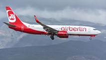D-ABKJ - Air Berlin Boeing 737-800 aircraft