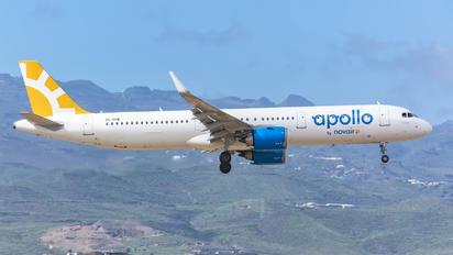 SE-RKB - Novair Airbus A321 NEO