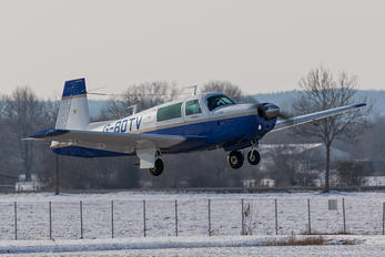 G-BDTV - Private Mooney M20F