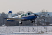 G-BDTV - Private Mooney M20F aircraft