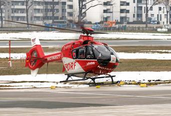 D-HYYY - DRF Luftrettung Eurocopter EC135 (all models)