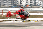 D-HYYY - DRF Luftrettung Eurocopter EC135 (all models) aircraft