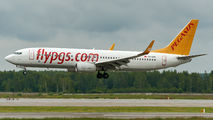 TC-CPI - Pegasus Boeing 737-800 aircraft