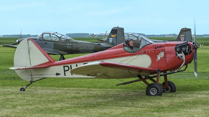 PH-BRR - Private Bowers FlyBaby 1A