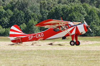 SP-CKO - Private PZL 101 Gawron