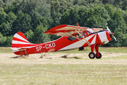 SP-CKO - Private PZL 101 Gawron aircraft
