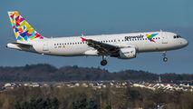 EC-MQH - Gowair Airlines Airbus A320 aircraft