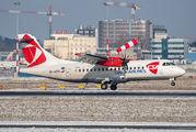 OK-KFN - CSA - Czech Airlines ATR 42 (all models) aircraft