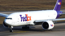 N885FD - FedEx Federal Express Boeing 777F aircraft