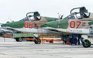 07 - Russia - Air Force Sukhoi Su-25 aircraft
