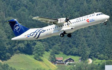 OK-GFR - CSA - Czech Airlines ATR 72 (all models)