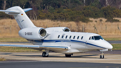 D-BOOC - Air X Cessna 750 Citation X