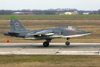 28 - Russia - Air Force Sukhoi Su-25SM