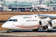 EI-RJY - CityJet British Aerospace BAe 146-200/Avro RJ85 aircraft