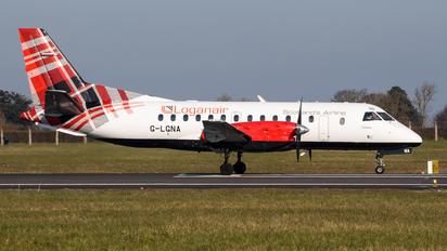 G-LGNA - Loganair SAAB 340