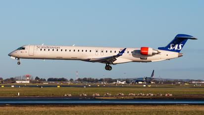 EI-FPF - SAS - Scandinavian Airlines (CityJet) Bombardier CRJ-900NextGen